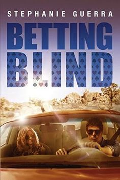 Krazy Book Lady: Betting Blind by Stephanie Guerra - Review