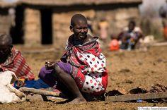 Masai woman (Photo: Peaks Foundation)