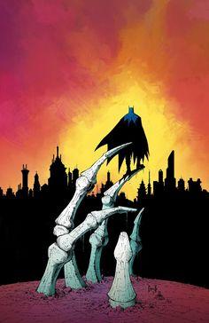 BATMAN # 26 Escrito por SCOTT SNYDER Artística por Greg Capullo y DANNY MIKI cubierta por Greg Capullo