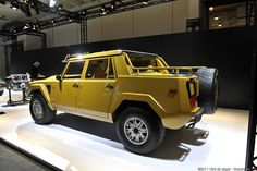 SUPERCARS.NET - Image Gallery for 1986 Lamborghini LM002