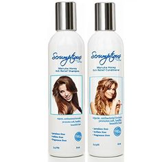 Itchy Scalp Shampoo and Conditioner Get Itch Relief, control Dandruff with Manuka Honey premium Organic Shampoo, Sulfate Free, Fragrance Free, Coconut Oil Formula, Safe for Color Treated Hair. (8oz) - http://essential-organic.com/itchy-scalp-shampoo-and-conditioner-get-itch-relief-control-dandruff-with-manuka-honey-premium-organic-shampoo-sulfate-free-fragrance-free-coconut-oil-formula-safe-for-color-treated-hair-8oz/