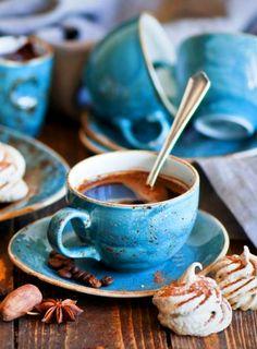 ☕ #Espresso #coffee ☕ Aqua cup