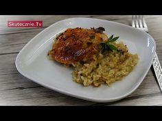 Kurczak z brązowym ryżem, porem, imbirem i chilli :: Skutecznie.Tv [HD] - YouTube