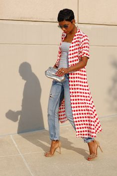 Red Polka Dots | YOUNG AT STYLE | Bloglovin'
