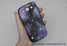 Diy Galaxy Handyhülle