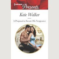 Today is the official release of A Proposal to Secure His Vengeance by Kate Walker (ebook and paperback, Harlequin). Here's the blurb: Raoul Cardini will have his revenge! His preferred metho…
