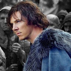 A high-functioning psychopath in a crown. #richardiii #thehollowcrown…