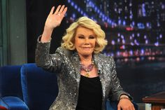 No one dishes it out quite like Joan Rivers. The fiery Fashion Policewoman is always willing to express her opinion, whether you wanted to hear it or not.