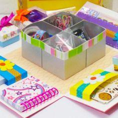 Cajas scrapbook - Plantillas de cajas Ice Cube Trays, Diy, Ideas, Filing Cabinets, Plants, Unicorn, Wedding, Crafts, Bricolage