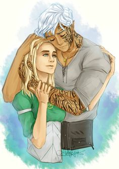 Rowan Whitethorn x Aelin Galathynius by ashiibells. Sarah J. Queen of Shadows. Empire of Storms. Throne Of Glass Fanart, Throne Of Glass Books, Throne Of Glass Series, Celaena Sardothien, Aelin Ashryver Galathynius, Rowan And Aelin, Sara J Maas, Crown Of Midnight, Empire Of Storms