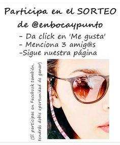 enbocaypunto:: Buenas tardes amores! Mañana sorteooooo   Quién ganará? Aún podéis participar si queréis ganar un cordón para las gafas de sol!!! Daros prisaaaaa!!!!  #boho #bohochic #bohostyle #crochet #clutch #clutchandmade #clutchbag #clutches #crochetlover #crochetaddict #crocheting #bolso #de #mano #regalos #originales #cordongafas #gafas #de #sol #amazing #followme @toptags #toptags #moda #instafollow #instapic #bestoftheday #top #crochet #crochettop #topcrochet