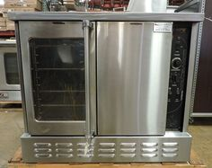 American Range Majestic® M-1-GL Commercial Heavy Duty Gas Convection Oven #AmericanRange