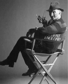 Robert Englund as Freddy Krueger in A Nightmare On Elm Street Freddy Krueger, New Nightmare, Nightmare On Elm Street, Horror Movie Characters, Horror Movies, Funny Horror, Robert Englund, Ohio, Horror Icons