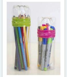 17 Useful Reuse Plastic Bottles Ideas - HomelySmart Reuse Plastic Bottles, Plastic Food Containers, Plastic Bottle Crafts, Plastic Jugs, Recycled Decor, Upcycled Crafts, Diy Recycle, Soda Bottles, Wine Bottles