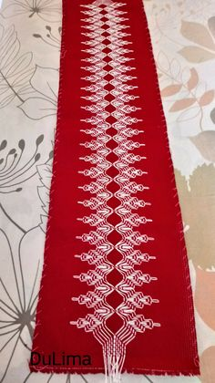 Monks Cloth, Swedish Weaving, Azores, Bargello, Embroidery, Crochet, Flowers, Crafts, Diy