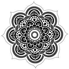 Free Flower Mandala Coloring Pages. 30 Free Flower Mandala Coloring Pages. Grab This Free Flower themed Mandala Adult Coloring Page Printable Flower Coloring Pages, Free Adult Coloring Pages, Mandala Coloring Pages, Dog Coloring Page, Animal Coloring Pages, Coloring Books, Coloring Sheets, Mandala Design, Mandala Printable