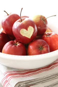 apples are good for the heart