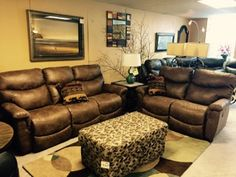 Beautiful Lazboy Sofa And Love Available At Karvonens Perham Minnesota Local Http