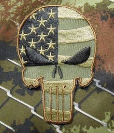 PUNISHER-SKULL-USA-WAVING-FLAG-TACTICAL-US-ARMY- ef345d23c3