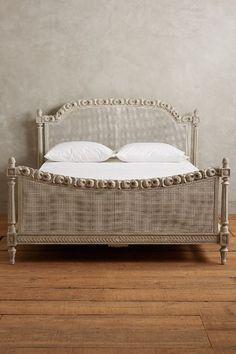 Draped Garland Bed #anthrofave