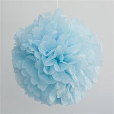 This lovely fluffy pom pom ~ tiffany blue will look gorgeous at your next  event! A large 42 cm diameter pom pom with rounded edges. 04bb55a488