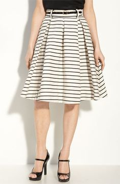 Horizontal stripes that could work!