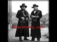 "Waylon Jennings - ""Good Morning, John""  ."
