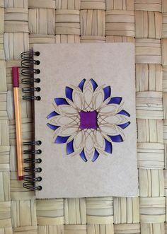 A5 Cuaderno reciclado Mandala.                                                                                                                                                      Más