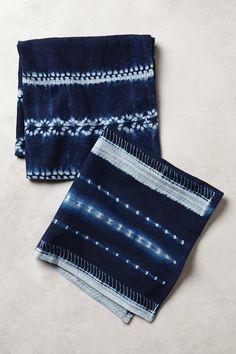 September Trend: Ancient Japanese Shibori Dyeing