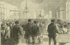 The National Black Labor Convention December 6, 1869 The National Black Labor Convention, the first Black labor organization, meets in Washington, DC. James M. Harris is elected president.