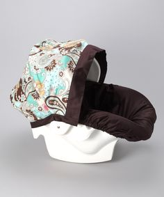 Boho Chic Infant Car Seat Cover