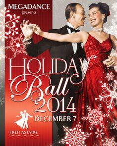 MEGADANCE Holiday Ball 2014