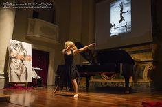 """Senigallia, Marche, Italy- The dancer- Auditorium S.Rocco -Spettacolo """"Note di Colori"""" -Photo by Emanuele Del Bufalo"""