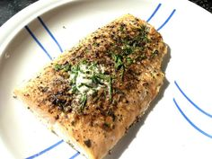 Dukan Diet Recipe Baked Salmon For Attack Phase