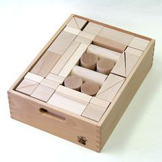 Building Block Set by Gunma