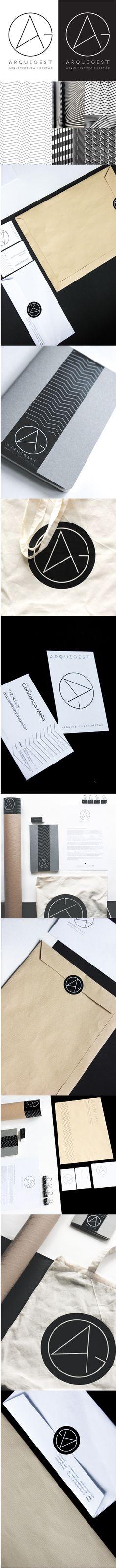 "Check out new work on my @Behance portfolio: ""Branding Arquigest // Atelier de Arquitectura"" http://on.be.net/1K1zL4J"
