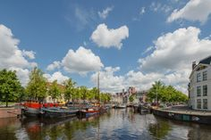 Noorderhaven Groningen, Nederland