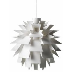 The Norm 69 from Normann Copenhagen is extraordinary in all it's form. The Norm 69 holds a place in the Normann-Copenhagen legacy. The stunning Norm 69 lamp comes Ceiling Pendant, White Pendant, Normann Copenhagen Norm, Pendant Lamp Shade, Pendant Lamp, Scandinavian Design, Pendant Light, Scandinavian Furniture Design, Norman Copenhagen
