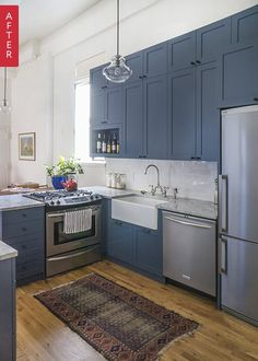 Kitchen Makeovers: Top Transformations and Best Before & Afters | Apartment Therapy