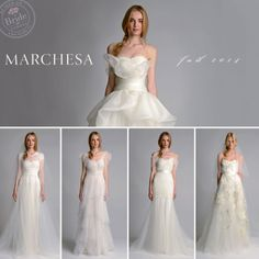 Marchesa, Fall 2014 collection, as seen on http://www.bride.ca/wedding-dresses/?GownTypeID=1&GownLabelID=182