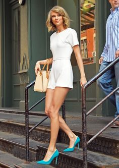 5c656cec8 All White Outfit, Taylor Swift Pictures, Fashion Pictures, Style Pictures,  Kendall Jenner