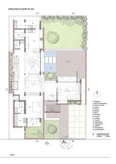 Gallery of Brick House / Architecture Paradigm - 19