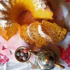 Simo's Cooking: Ciambellone alle Carote...lesse!