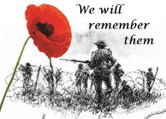 We Will Remember Remembrance Day Quotes, Remembrance Day Poppy, Military Drawings, Military Tattoos, Soldier Silhouette, War Tattoo, Patriotic Images, Remember The Fallen, Armistice Day