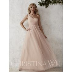 Christina Wu Bridesmaid Dress 22691