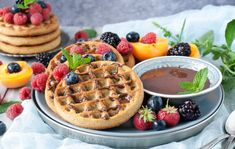 Food And Drink, Low Carb, Breakfast, Desserts, Recipes, Diet, Greedy People, Waffles, Morning Coffee
