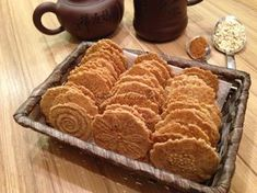 Édes zabpelyhes tallér Cake Cookies, Healthy Recipes, Healthy Meals, Healthy Food, French Toast, Sweets, Bread, Diet, Cooking