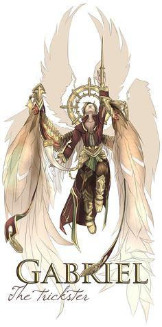 Gabriel (Supernatural)