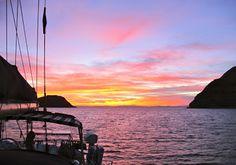 s/v El Tiburon Caleta Pardita, Sea of Cortez