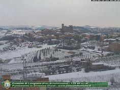 Twitter / turismoER: Longiano [Fc], le colline romagnole imbiancate dalla neve